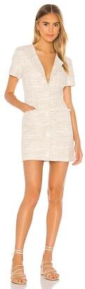 L'Academie The Lola Mini Dress