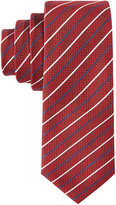 HUGO BOSS Hugo By Men's Striped Skinny Tie