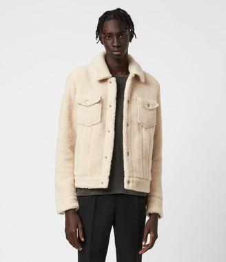 AllSaints Bevin Sherpa Jacket