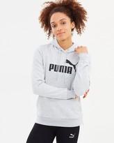 Puma Essential Logo Hoodie - Women's