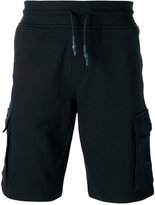 Armani Jeans track shorts - men - Cotton - XL