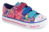 Skechers Girl's 'Twinkle Toes - Shuffles' Sneaker