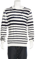 Edun Striped Crew Neck Sweater w/ Tags