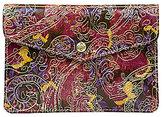 Patricia Nash Metallic Paisley Collection Mini iPad Portfolio