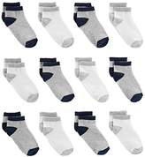 Simple Joys by Carter's Boys' 12-Pack Sock Ankle