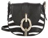 Diane von Furstenberg Mini Sutra Zebra Patchwork Bag
