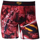 Briefly Stated Men's Superman Boxer Briefs
