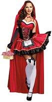 Dreamgirl Women's Little Riding Hood Costume