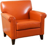 JCPenney Bryan Bonded Leather Club Chair