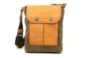 Tsd Brand Valley River Canvas Crossbody Bag
