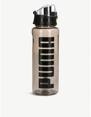 Puma Sportstyle logo-print water bottle 0.6L