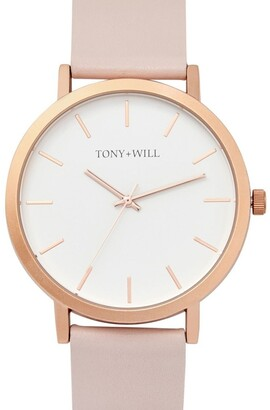 TONY+WILL Classic Pink TWT000D Watch