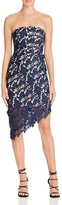Keepsake Lace Strapless Dress - 100% Bloomingdale's Exclusive