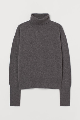 H&M Wool Turtleneck Sweater