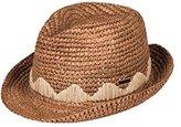 Roxy Women's Witching Raffia Straw Hat
