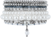 Monsoon Pearl & Sparkle Stretch Bracelet Pack