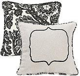 HiEnd Accents Augusta Matelasse Square Pillow