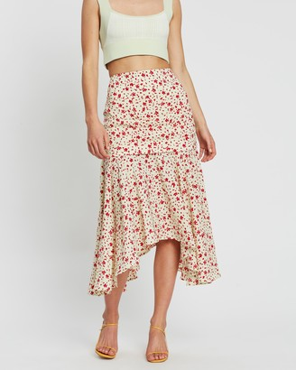 C/Meo Intersect Skirt