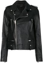 Joseph Ryder biker jacket