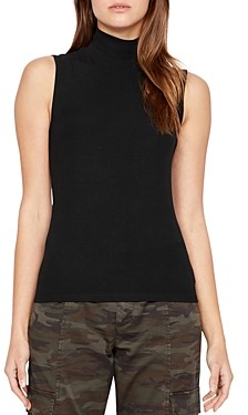 Sanctuary Essential Mock Neck Knit Top