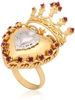 Dolce & Gabbana Sacred Heart Ring