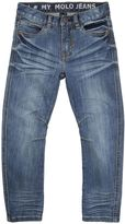 Molo Engineered Fit Stretch Denim Jeans