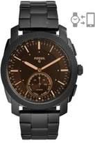 Fossil Q Machine Stainless Steel Bracelet Hybrid Smartwatch