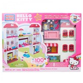 Hello Kitty Mega Bloks Deluxe Vacation Village