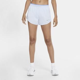 "Nike Women's 3"" Running Shorts Tempo Luxe"