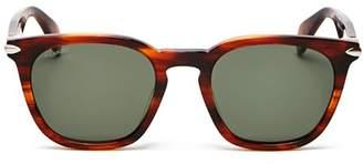Rag & Bone Men's Polarized Square Sunglasses, 50mm