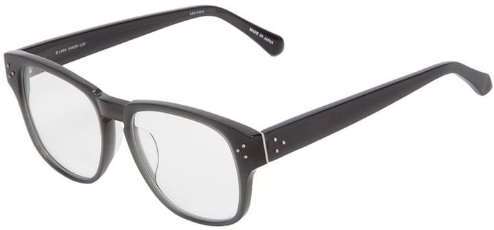 Linda Farrow rectangular frame optical glasses