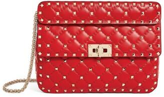 Valentino Garavani Medium Rockstud Spike Cross-Body Bag