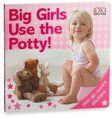 DK Publishing Big Girls Use the Potty! Board Book