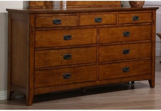 Elgin Loon Peak 9 Drawer Dresser Loon Peak