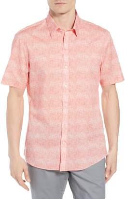 Zachary Prell Regular Fit Woven Shirt