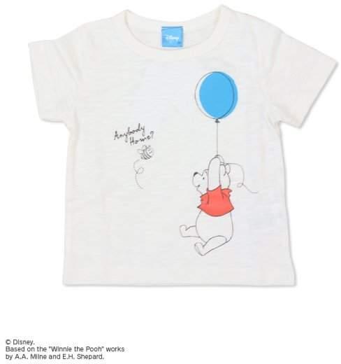 Disney (ディズニー) - ディズニー プーさん 半袖Tシャツ