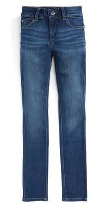 DL1961 Chloe Mid Rise Skinny Jeans