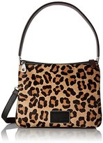 Marc by Marc Jacobs Ligero Leopard Shoulder Bag
