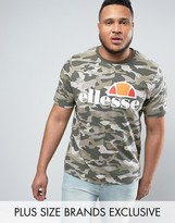 Ellesse Plus T-shirt With Classic Logo