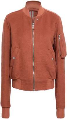 Rick Owens Cashmere Bomber Jacket