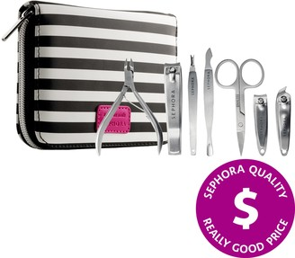 SEPHORA COLLECTION Tough As Nails Deluxe Manicure & Pedicure Kit