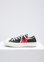 Comme des Garcons Black Women's Converse Chuck Taylor Low-Top
