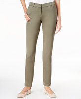 Maison Jules Ankle Skinny Pants, Only at Macy's