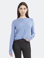 Thumbnail for your product : Dawn Levy Brynn Twist Long Sleeve