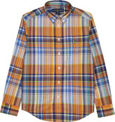 Ralph Lauren Checked cotton shirt 6-14 years