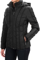 Zac Posen Olivia Gross Grain Down Jacket (For Women)