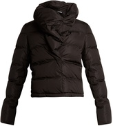 Givenchy High-neck quilted jacket