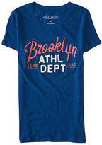 Aeropostale Womens Brooklyn Athletic Dept Graphic T Shirt