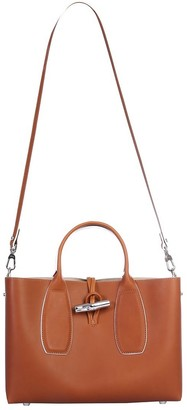 Longchamp Medium Roseau Bagq