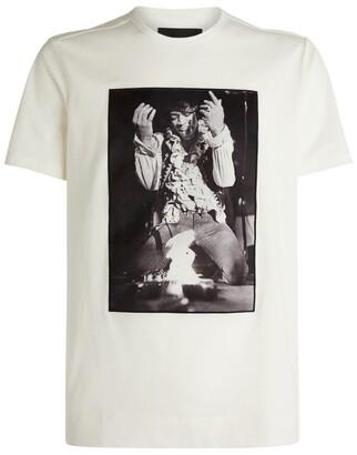 Limitato + Ed Caraeff Jimi Hendrix T-Shirt